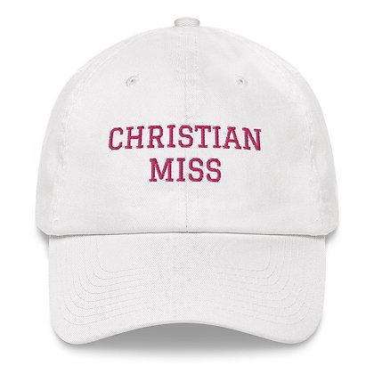 Christian Miss Hat