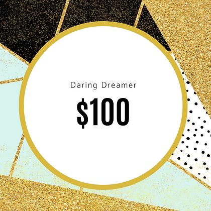 Daring Dreamer Sponsorship