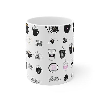 Coffee Is Always A Good Idea Mug 11oz