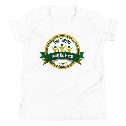 Youth Short Sleeve Tiny Temples T-Shirt