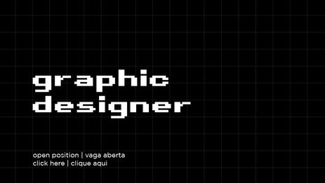GRAPHIC DESIGNER | DESIGNER GRÁFICO