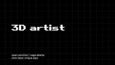 3D ARTIST | ARTISTA 3D