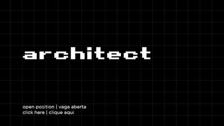 ARCHITECT | ARQUITETO