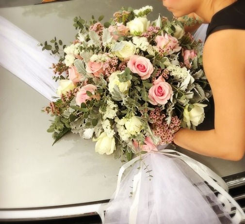 Bridal Car Decor - By Appointment