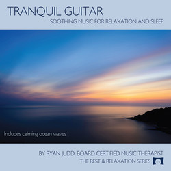 Square Tranquil Guitar cover image for A