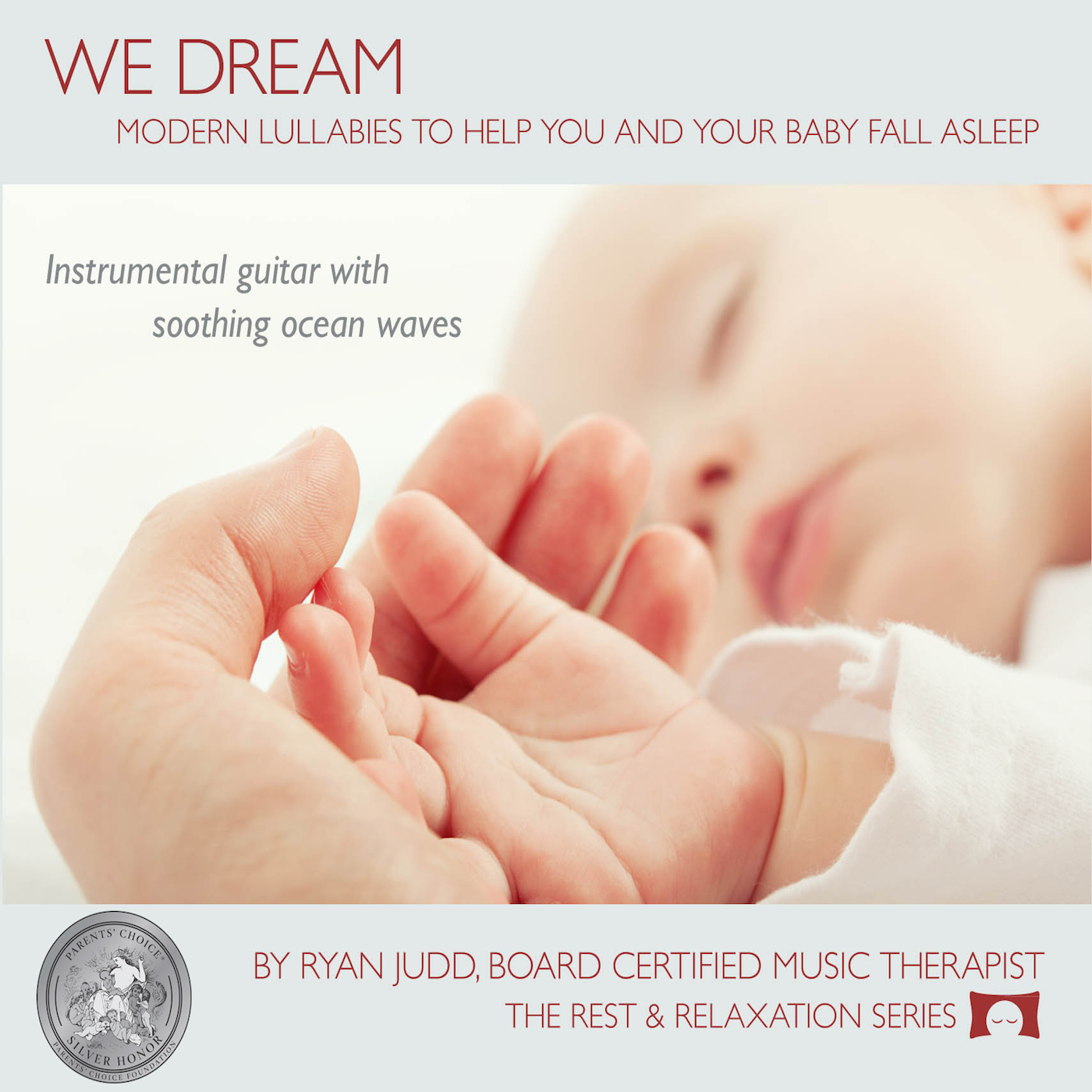 We Dream Re-Branded cover for CD Baby -