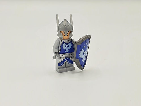 Dol Amroth soldier style custom artwork minifigure