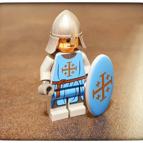 Jerusalem Crusader Minifigure NEW DESIGN!!!