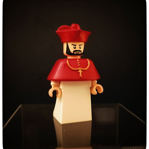 Custom Cardinal minifigure