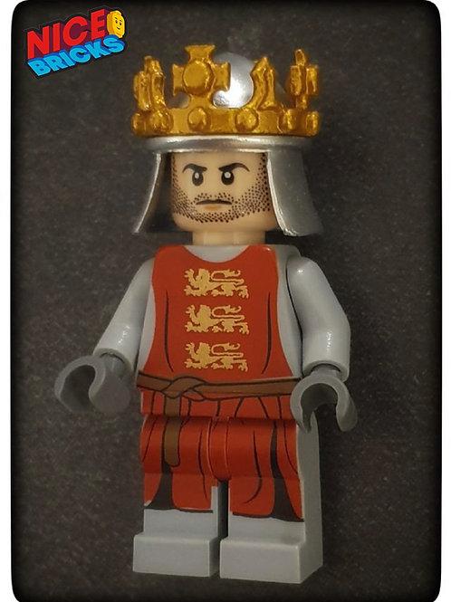 Custom Richard Lionheart crown