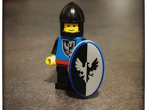 New Falcons custom shield