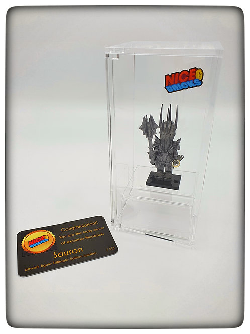 Sauron Ultimate Edition custom artwork