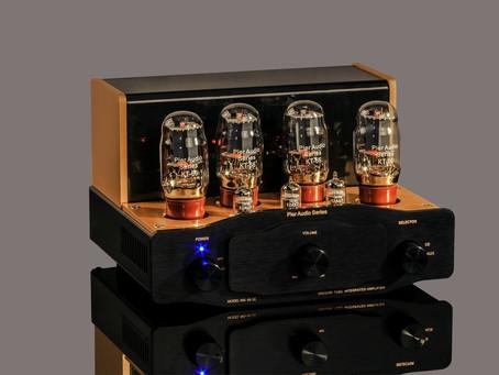 Essai de l'amplificateur à tubes de la compagnie Pier Audio MS-66 SE