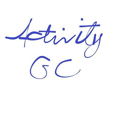 Activity PGC Date