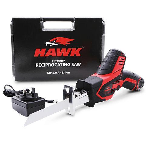 Hawk Tools 150mm 12v Li-ion Sabre Cutting Saw