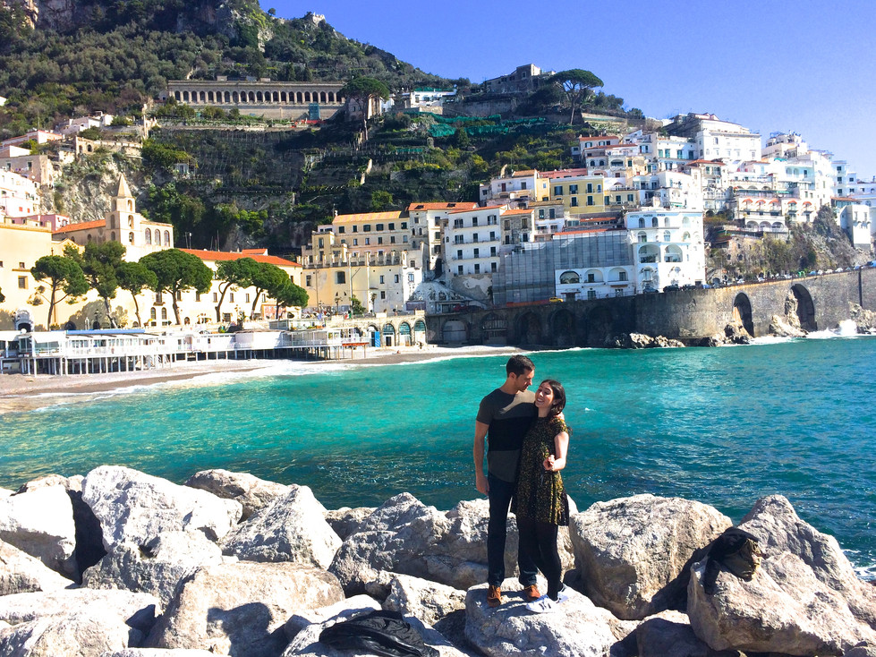 That one time I basically went on a honeymoon in Amalfi