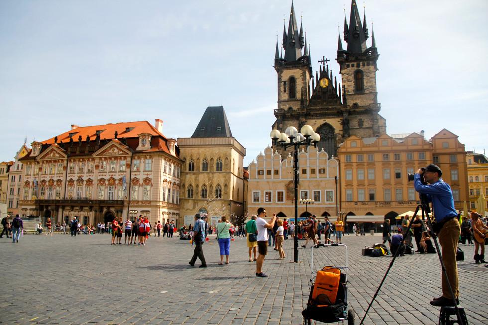 36 Hours in Prague
