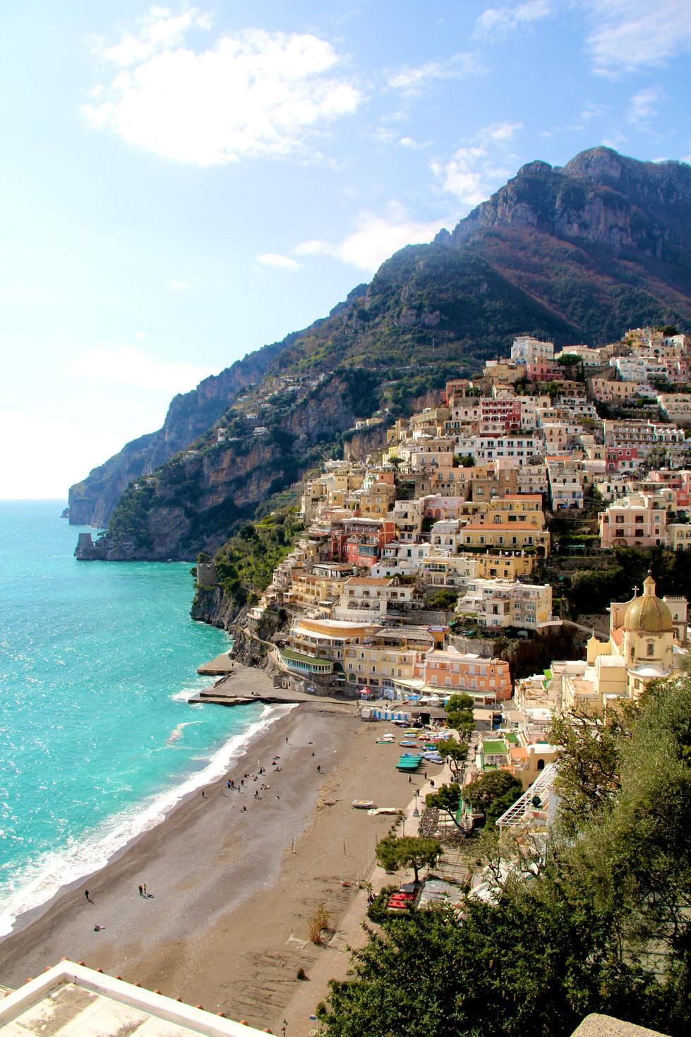 Oh man, Amalfi: SNEAK PEAK