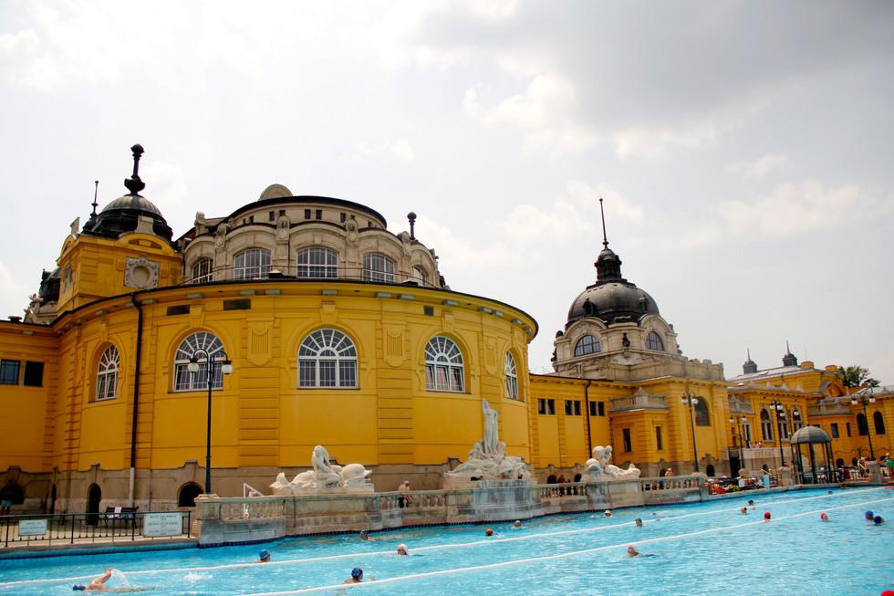 Budapest, my hidden treasure chest