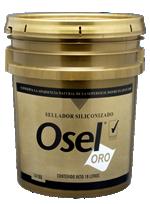 Sellador Siliconizado Base Agua Osel Oro