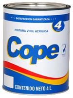 Emulsionada Vinílica Cope Blanco Entintado