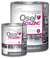 OSEL FOSZINC Primario Epóxico. Fosfato de cinc epoxi-poliamida