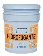 Pintura Hidrofugante Base Agua INAH