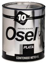 Block Filler Osel Plata
