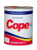 Reductor Cope (aguarrás)