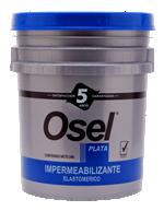 Sellador Acrílico Para Impermeabilizante A.S. Osel Plata