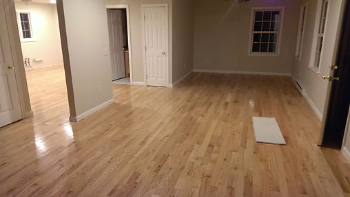 Prefinished Oak Flooring