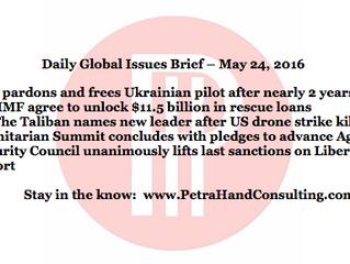DGI Brief - May 25, 2016