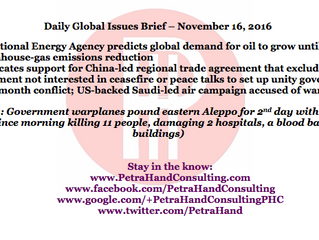 DGI Brief - Nov 16, 2016