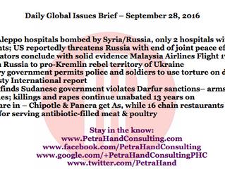 DGI Brief - Sep 28, 2016