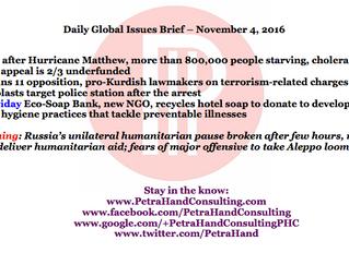 DGI Brief -Nov 4, 2016