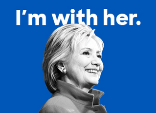 Why #ImWithHer
