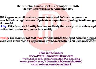 DGI Brief - Nov 11, 2016