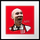 "Thumbnail: Aberdeen FC ""Broony"" (Example shown 10"" Framed print £21.50)"