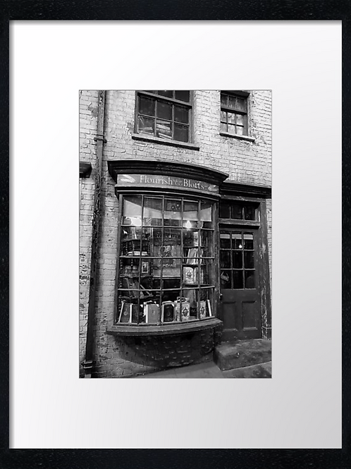 Harry Potter (5) 40cm x 30cm framed print or canvas print