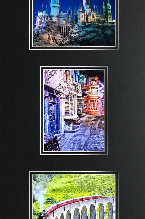 Harry Potter 3 Aperture mounted pictures
