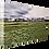 Thumbnail: Muirfield golf course 40cm x 30cm framed print or canvas print