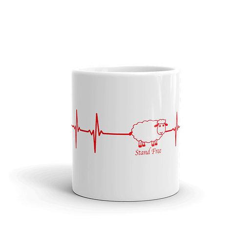 Aberdeen FC, Stand Free Heartbeat Mug