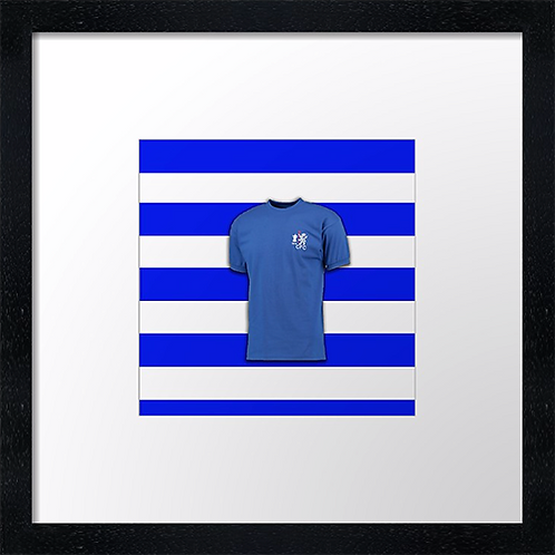 "Chelsea (1) (Example shown 10"" Framed print £21.50)"