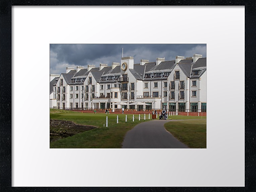 Carnoustie 3 Print or canvas, example 40cm x 30cm framed print