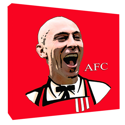 """Aberdeen FC """"Broony"""" (Example shown 10"""" Framed print £21.50)"""