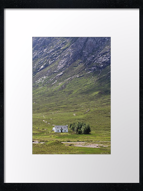 Glencoe (6) 40cm x 30cm framed print, canvas print or A4, A3 mounted print