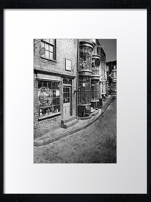 Harry Potter (1) 40cm x 30cm framed print or canvas print