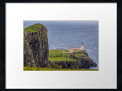 Neist point Lighthouse print or canvas print