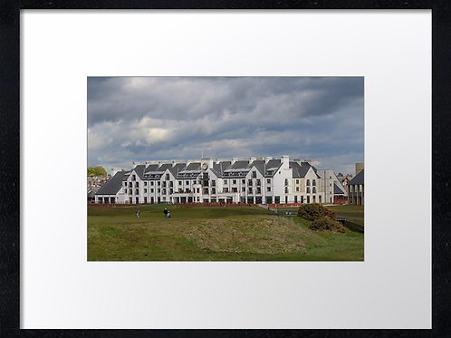 Carnoustie 8 Print or canvas, example 40cm x 30cm framed print