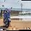 Thumbnail: Beach scooter (5) 40cm x 30cm framed print, canvas print or A4, A3 mount